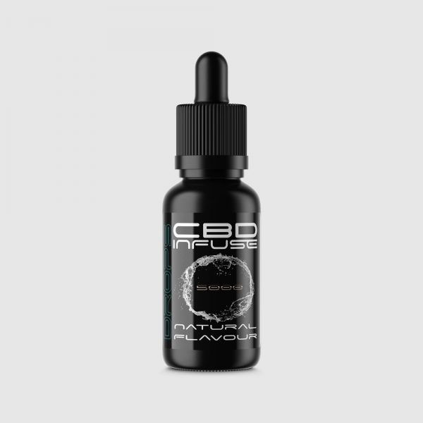 CBD INFUSE DROPS 5000MG
