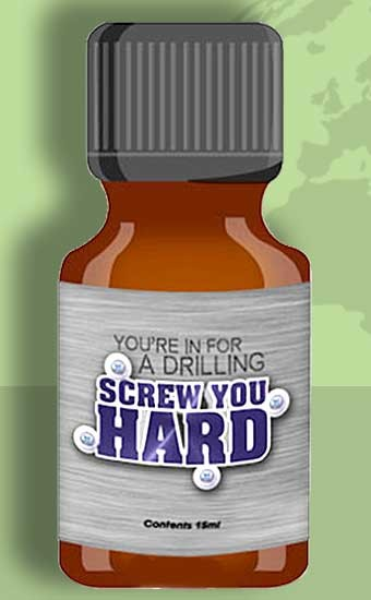Screw you Hard (15ml)